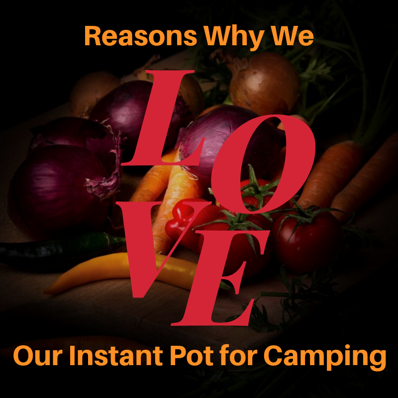instant pot for camping